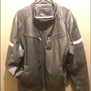 Men's Whispering Smith Faux Leather Jacket